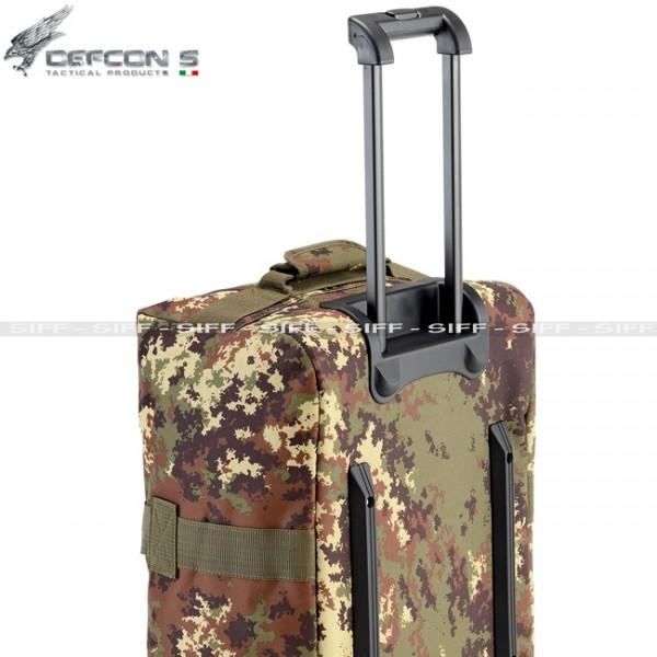 0299b20725 DEFCON 5 Maniago - Borsone trolley militare - zaini militari tattici