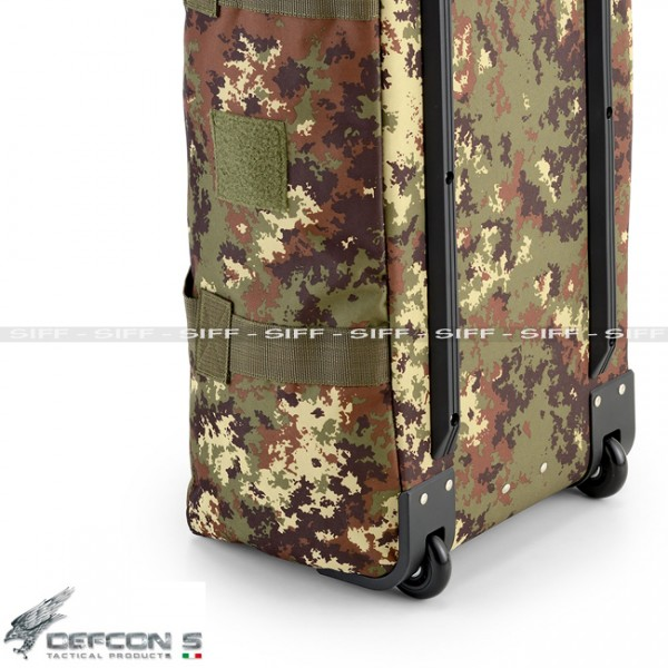 bef3cd3ee5a2fd DEFCON 5 Maniago - Borsone trolley militare - zaini militari tattici