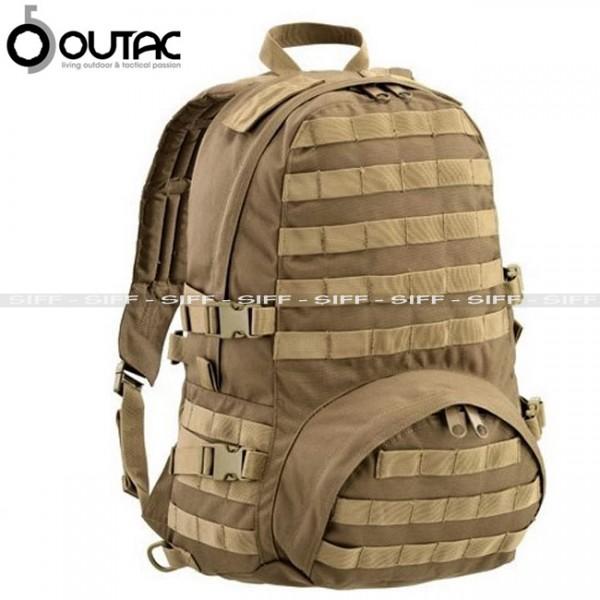 miglior servizio 6503c c3f1c OUTAC PATROL Back Pack - Zaino Tattico